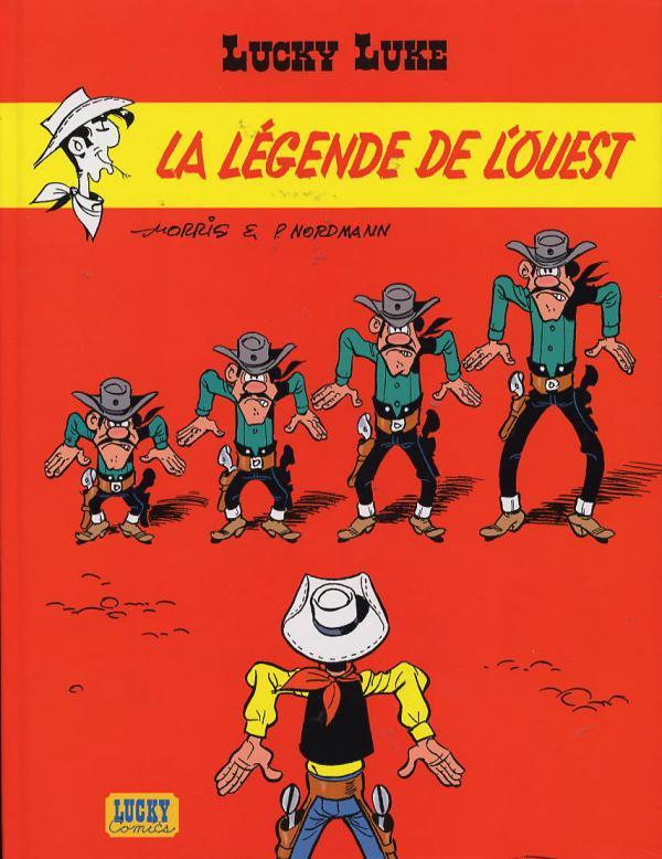 """Album """"De Legende van het westen"""""""