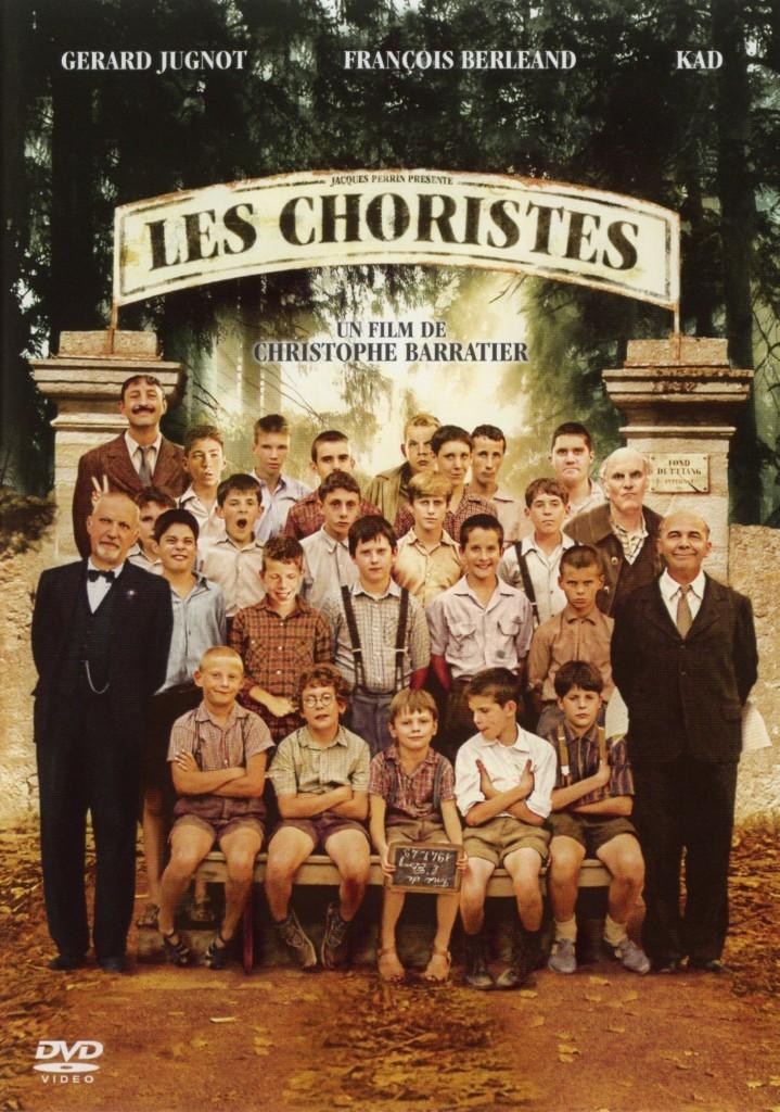 Les Choristes werd genomineerd voor 2 Oscars en 8 Césars.