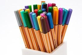 Kleurenstiften