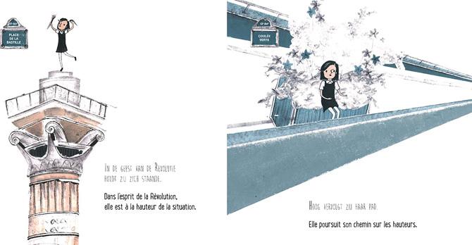 Een meisje in Parijs 2