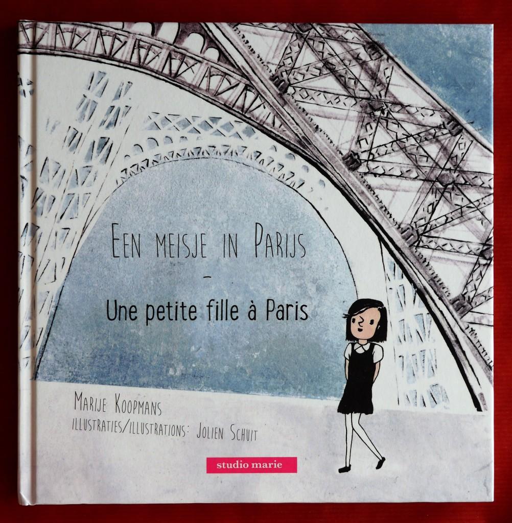 Een meisje in Parijs