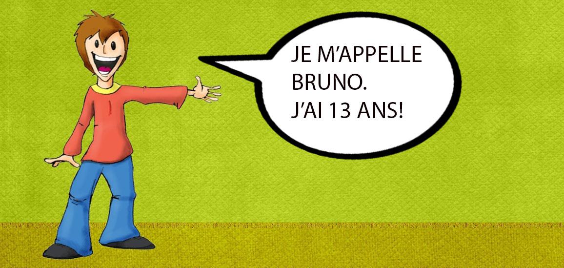 Jezelf voorstellen in het Frans