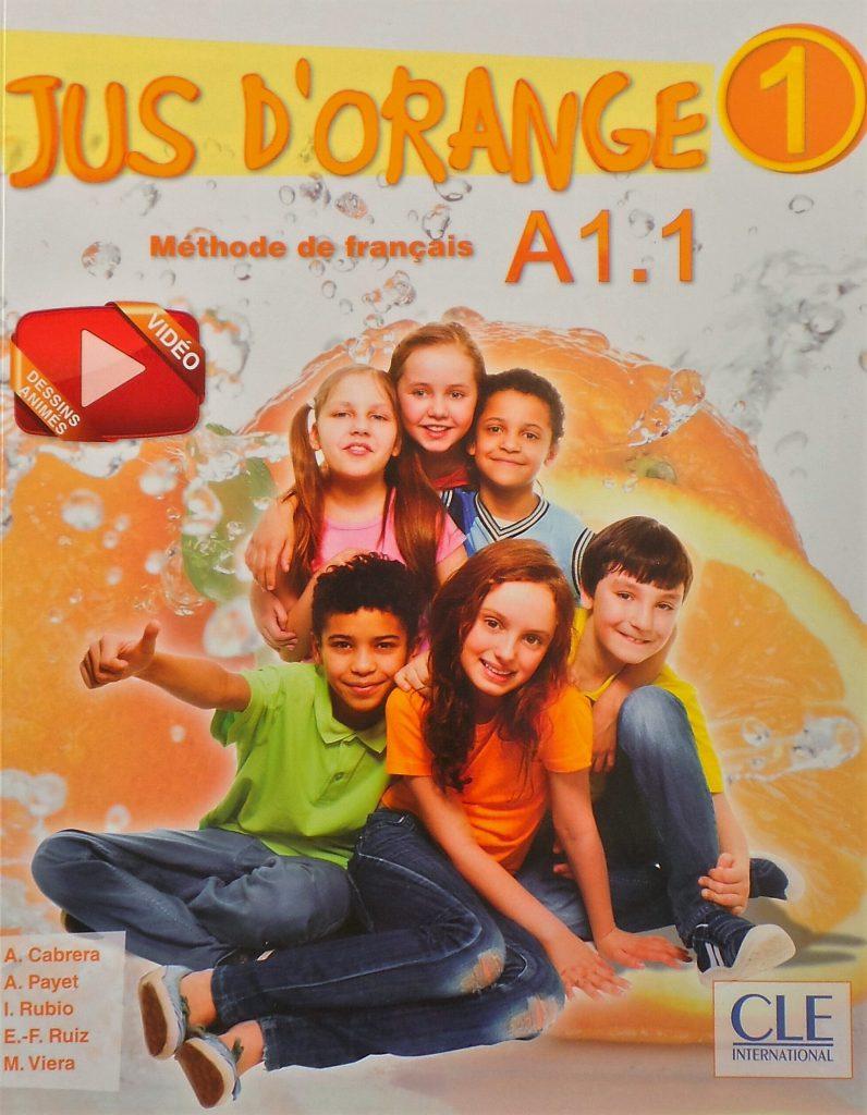 Franse lesmethodes groep 7 en 8 basisonderwijs Jus d'Orange A1.1
