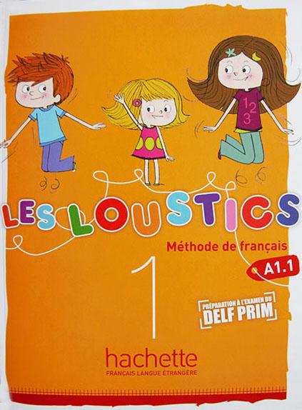 Les Loustics A1.1. voorkant kl